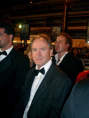 Thomas Bliss - Thomas A. Bliss at the Cannes Film Festival in 2004