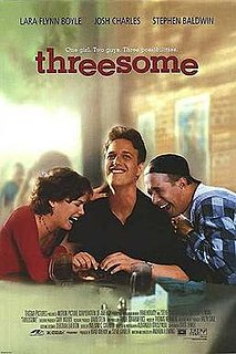 <i>Threesome</i> (1994 film) 1994 film by Andrew Fleming