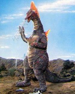 Image result for titanosaurus godzilla