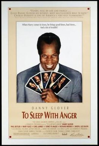 To Sleep with Anger - Film poster
