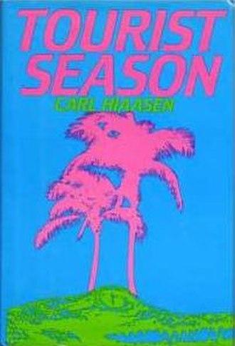 Tourist Season (novel) - First edition