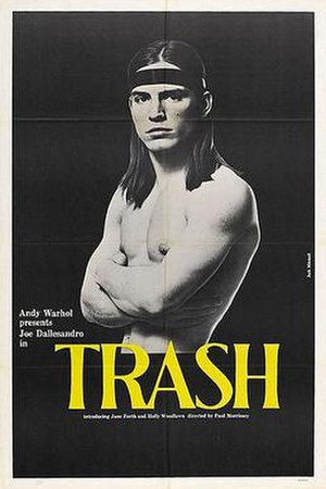 Trash (1970 film) - Image: Trash 788139