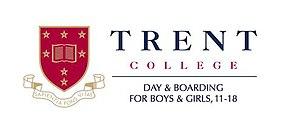 Trent College - Image: Trent Coll Logo