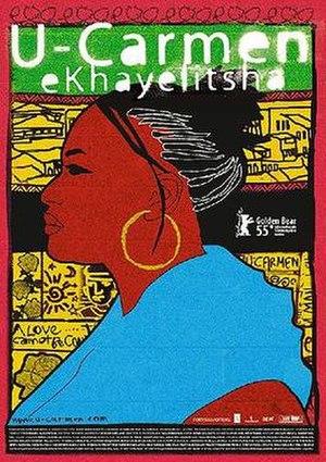 U-Carmen eKhayelitsha - Image: U Carmen e Khayelitsha film