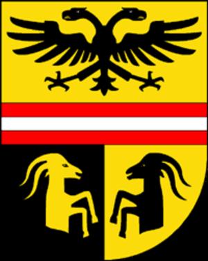 Niederdorf, South Tyrol - Image: Villabassa Stemma
