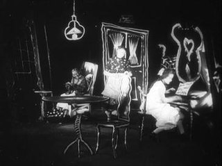 <i>From Morn to Midnight</i> 1920 German silent movie directed by Karlheinz Martin