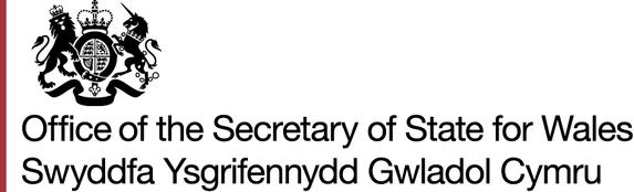 Wales Office logo