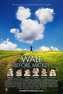 <i>Walt Before Mickey</i> 2015 film