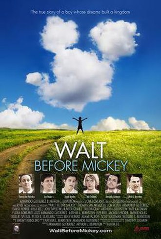 Walt Before Mickey - Theatrical release poster