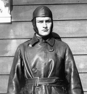 William A. Wellman - William Wellman as a flight instructor at Rockwell Field, San Diego (1919)