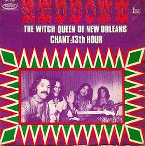 The Witch Queen of New Orleans - Image: Witch Queen of New Orleans Redbone