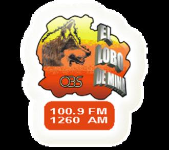 XHMTV-FM - Image: XHMTV ellobodemina logo