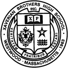 Xaverian Brothers High School (emblem).png