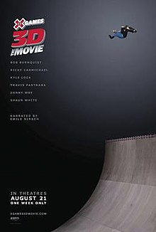 X Games 3D: The Movie - Wikipedia