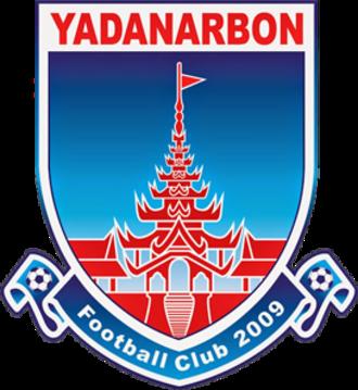 Yadanarbon F.C. - Image: Yadanabon FC