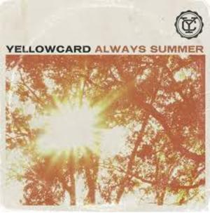 Always Summer - Image: Yellowcard Always Summer Artwork