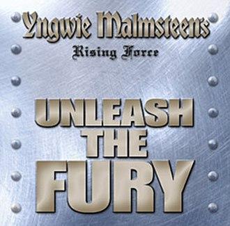 Unleash the Fury - Image: Yngwie Malmsteen Unleash the Fury