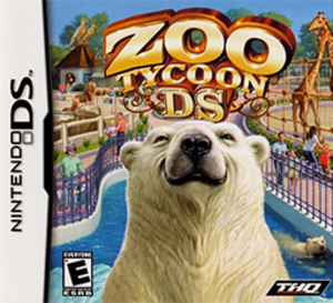 Zoo Tycoon DS - Image: Zoo Tycoon DS Coverart