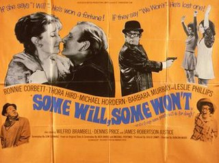 <i>Some Will, Some Wont</i>