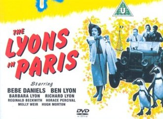 "The Lyons in Paris - Image: ""The Lyons in Paris"" (1955)"