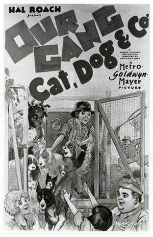 Cat, Dog & Co. - Film poster