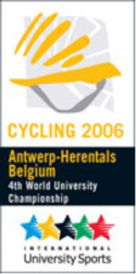 2006 World University Cycling Championship logo.png