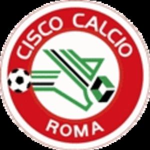 Atletico Roma F.C. - Former Cisco Calcio logo, 2003-2004