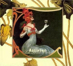 Absinthe: La Folie Verte - Image: Absinthe La Folie Verte Cover