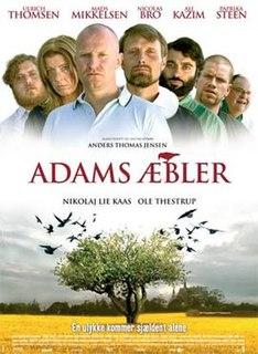 <i>Adams Apples</i> 2005 Danish black comedy film directed by Anders Thomas Jensen