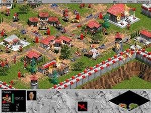 Genie Engine - Age of Empires using the Genie Engine