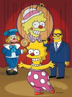 All About Lisa 20th episode of the nineteenth season of The Simpsons