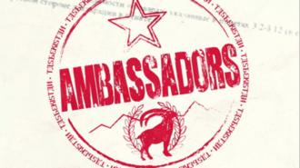 Ambassadors (TV series) - Image: Ambassadors titlecard