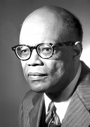 W. Arthur Lewis - Sir William Arthur Lewis, official Nobel Prize photo