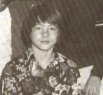 Axl Rose - Rose as a child.