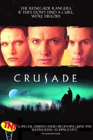 Crusade (TV series) - Crusade series launch poster