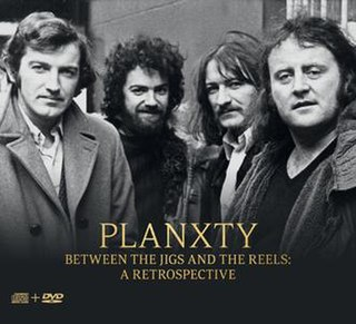 <i>Between the Jigs and the Reels: A Retrospective</i> 2016 compilation album by Planxty