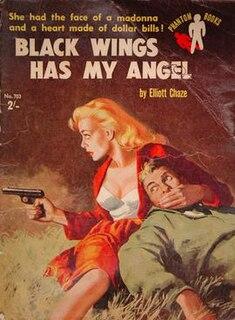 <i>Black Wings Has My Angel</i> novel by Elliott Chaze