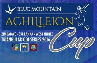 2016–17 Zimbabwe Tri-Series International cricket tournament