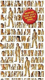 <i>100,000,000 Bon Jovi Fans Cant Be Wrong</i> 2004 box set by Bon Jovi