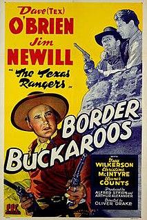 <i>Border Buckaroos</i> 1943 film by Oliver Drake
