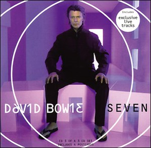 Seven (David Bowie song) - Image: Bowie Seven 3