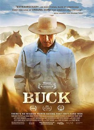 Buck (film) - Theatrical release poster