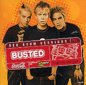 Red Room Sessions (Busted EP) - Image: Bustedredroom