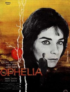 Ophelia (1963 film) - Image: CHABROL 1962 Ophelia 1