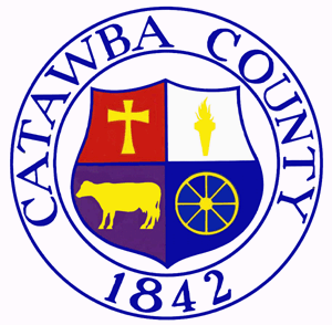 Catawba County, North Carolina - Image: Catawba County nc seal