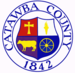Seal of Catawba County, North Carolina