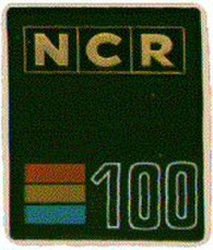 NCR Century 100 - NCR Century 100 Logo