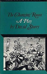 Changing Room by David Storey