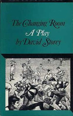 The Changing Room - First edition
