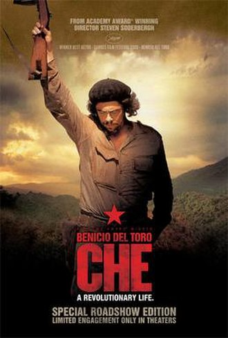 Che (2008 film) - Promotional poster